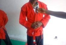 Bah Amadou Sadigou, président de la fédération guinéenne de Sambo