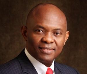 Tony Elumelu, Président du groupe United Bank of Africa (UBA)