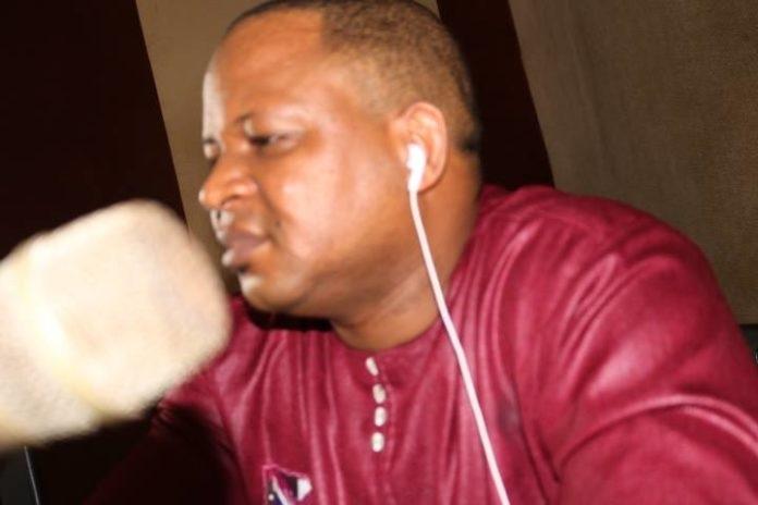 Boubacar Sanso, administrateur général du site Le Djely