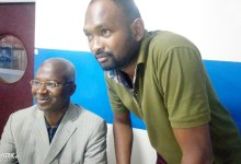 Mamadou Oury Hawa Labico Diallo, secrétaire général régional du SLECG de Labé