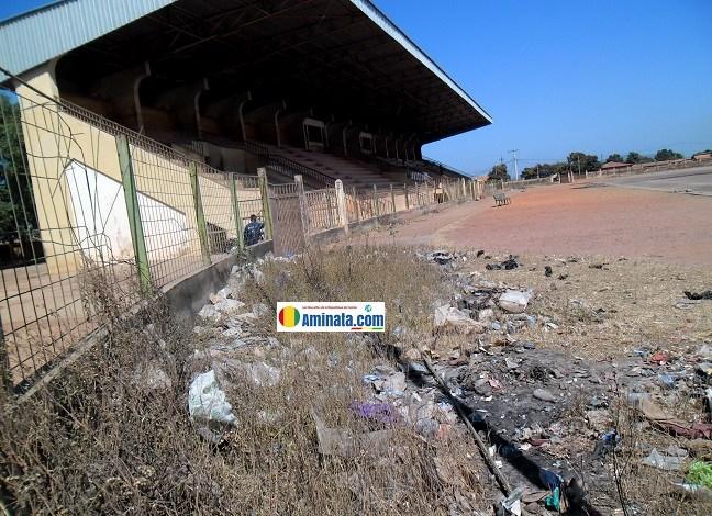 Stade préfectoral Saifoulaye Diallo de Labé