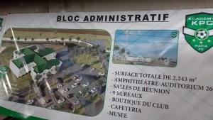 Bloc administratif du centre académique KPC