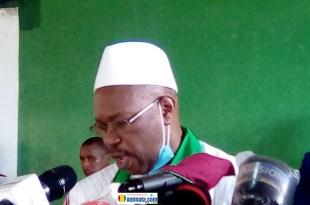 Dr. Ousmane Kaba, Président du PADES