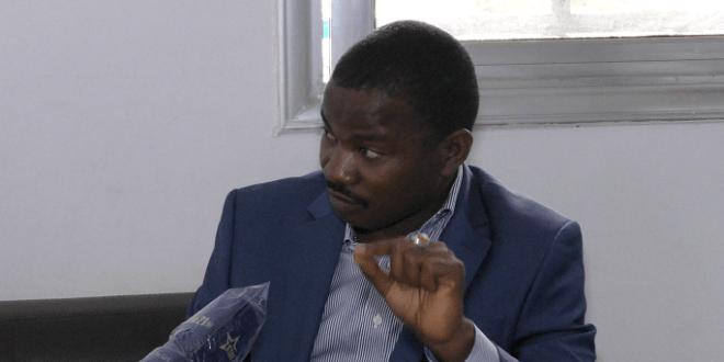 Dansa Kourouma, président du Conseil National des Organisations de la Société civile guinéenne (CNOSCG)