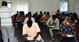 Evaluation des candidats pour l'obtention d'un stage de formation dans plusieurs entreprises