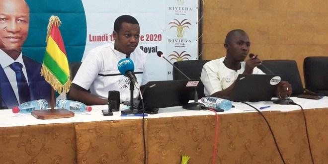 Mamadou Alpha Diallo, Président de l'Association des blogueurs de Guinée (ABLOGUI)