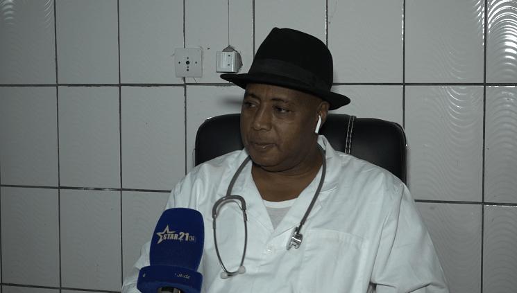 Dr. Ben Youssouf Keita, medecin