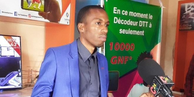 Maviatou Barry, Directeur de Marque et Marketing de StarTimes