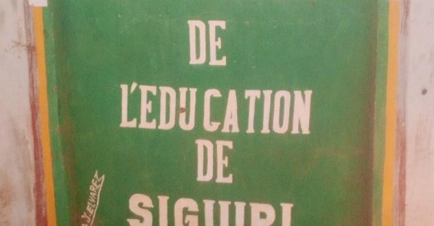 La direction préfectorale de Siguiri