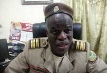 Le Colonel Layali Camara, Directeur national des eaux et forêts