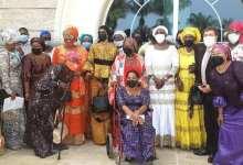 cérémonie de lancement du projet Rapid Financing Facilities (RFF), à l'hôtel Palm.