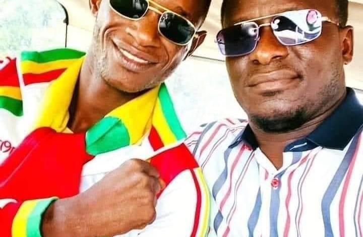 Boubar Diallo Grenade et Madic 100 frontiere
