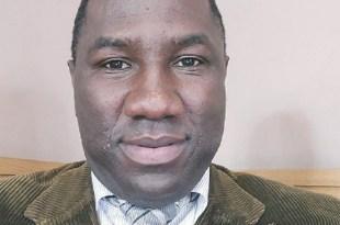 Fodé Diakité, Président de Messagers pour la défense des droits de l'homme et la démocratie (MDDHD)