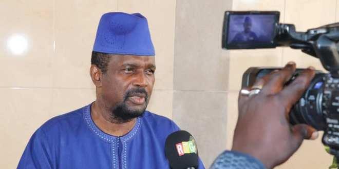 Ministre de l'Enseignement Supérieur et de la Recherche Scientifique, M. Aboubacar SYLLA