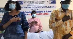 la Ministre Assiatou Baldé