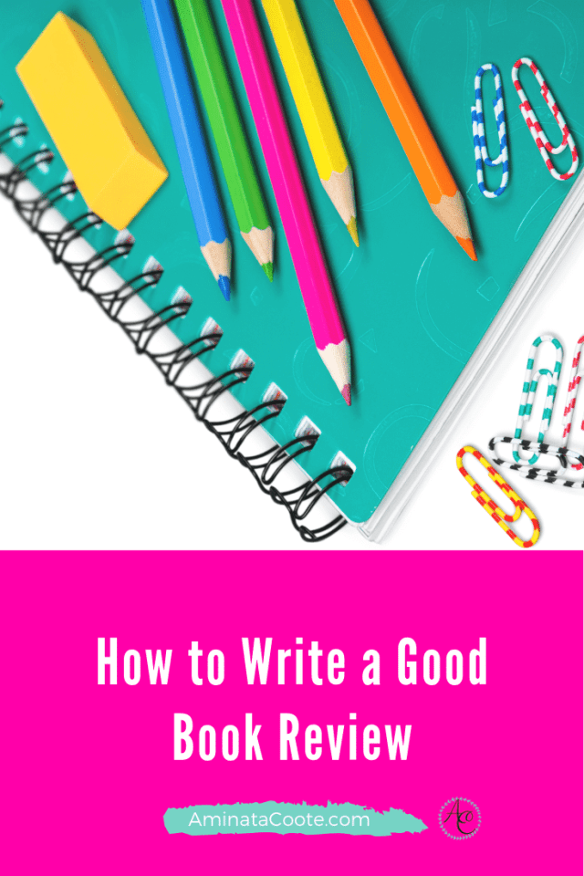 How Write a Good Book Review