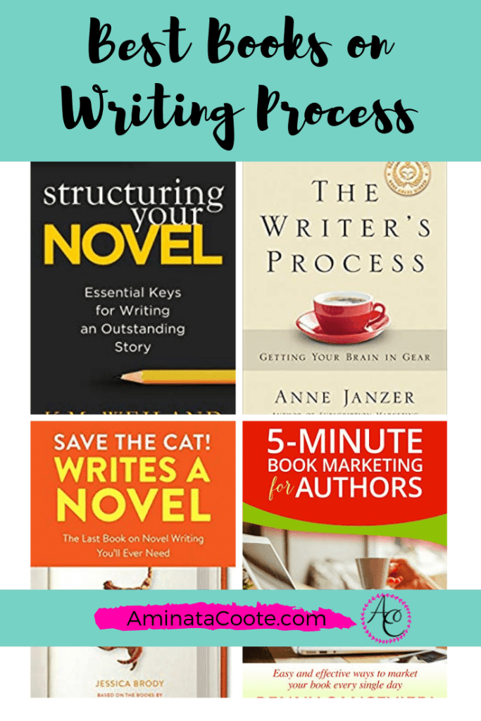 Best Books on Writing Process