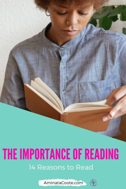 The Importance of Reading: 14 Reasons to Read