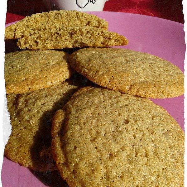 cookies vanille