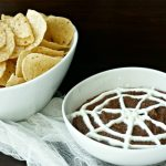Chipotle Black Bean Dip: With less than 5 minutes and 5 ingredient, you can have a smokey dip that is perfect for dipping just about anything into it. Vegan. Gluten Free. Easy.