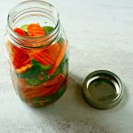 Asian Pickled Veggies