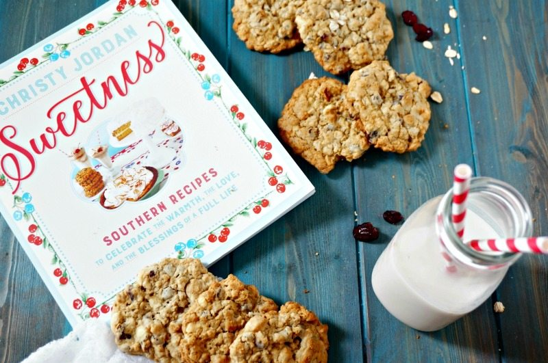 Sweetness Cookbook: Southern Recipes to celebrate warmth, the love, and the blessings of a full life.