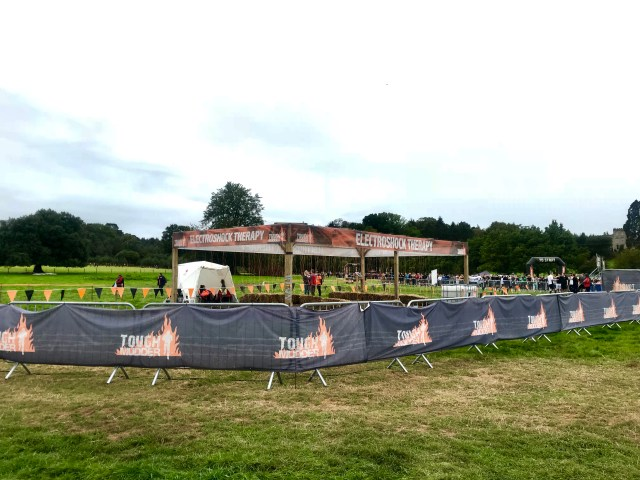 Mindful running blog, Tough mudder London south 2018, Image by Nadine Grant