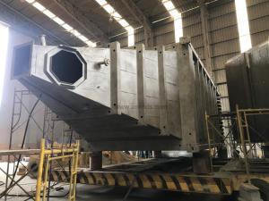 Steel tanks project 8