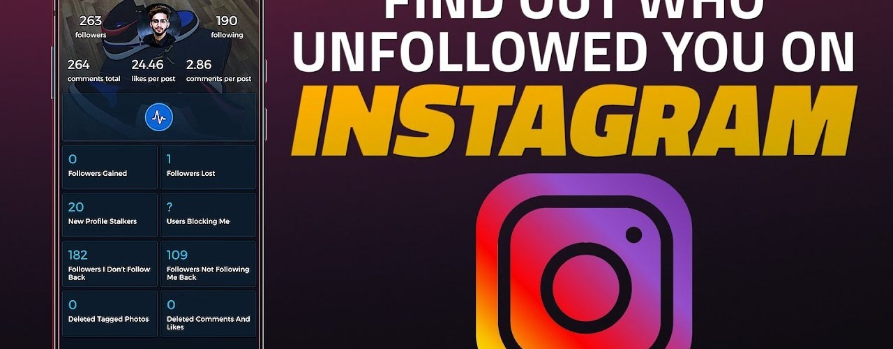 how to see who unfollowed you on instagram for free
