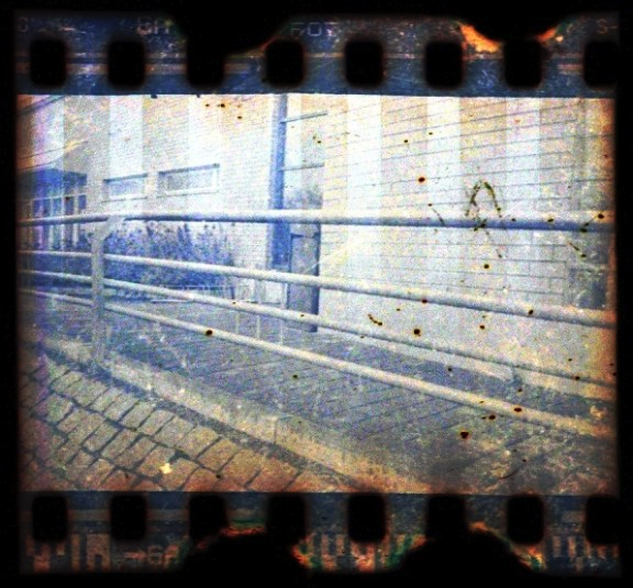 untitled #3 - altered negatives