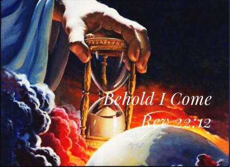 Behold I come