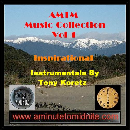 Inspirational music by Tony Koretz