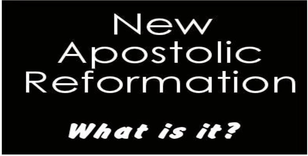 New apostolic dating site