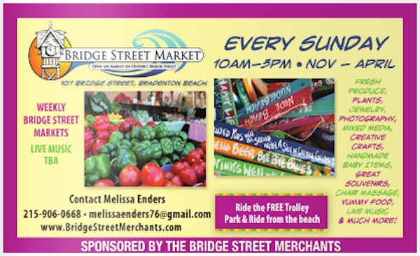 Bridge St Market, Bradenton Beach