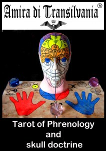 Tarot of Phrenologia and skull doctrine