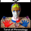 Tarot of Phrenologia and skull doctrine
