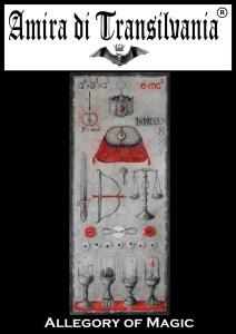 Allegoria della magia (serigrafie)