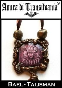 talisman bael demon