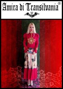 amira di transilvania red collection