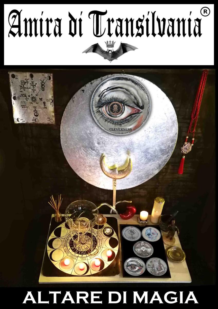 altare di magia