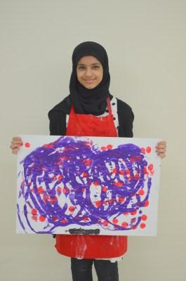 Abstract Art Class in Abu Dhabi