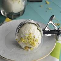 Lebanese ice cream: Booza / Buzza