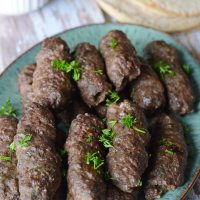 Kofta - my secrets to a soft juicy meatballs