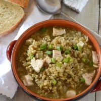 Freeka / freekeh or freek- soup