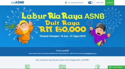 kelebihan portal online myasnb
