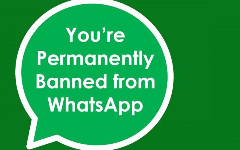 pengalaman di ban oleh whatsapp