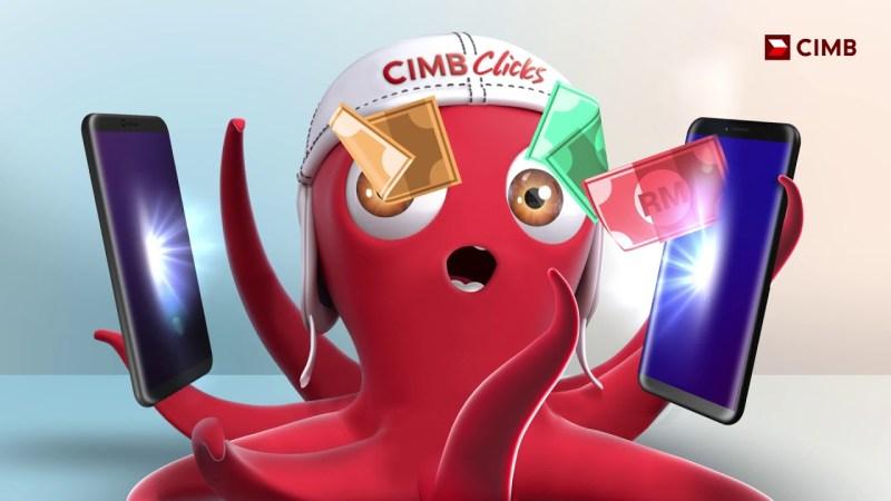 Perubahan Paparan Transaksi CIMB