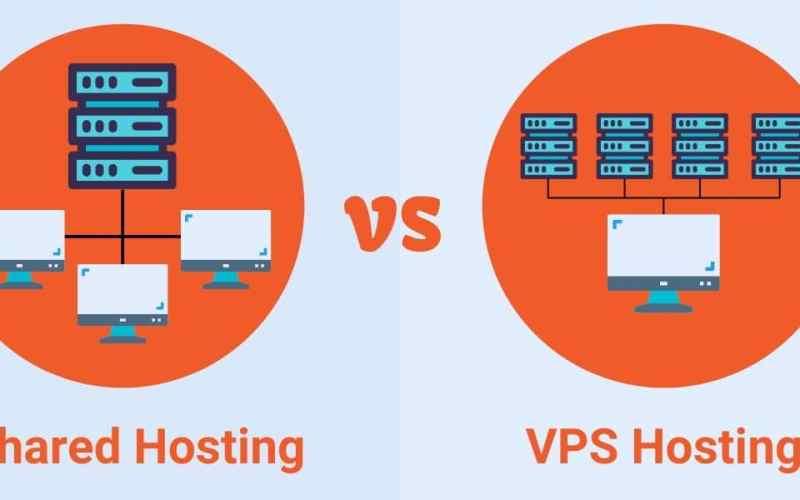 Apa Itu Shared Hosting & VPS