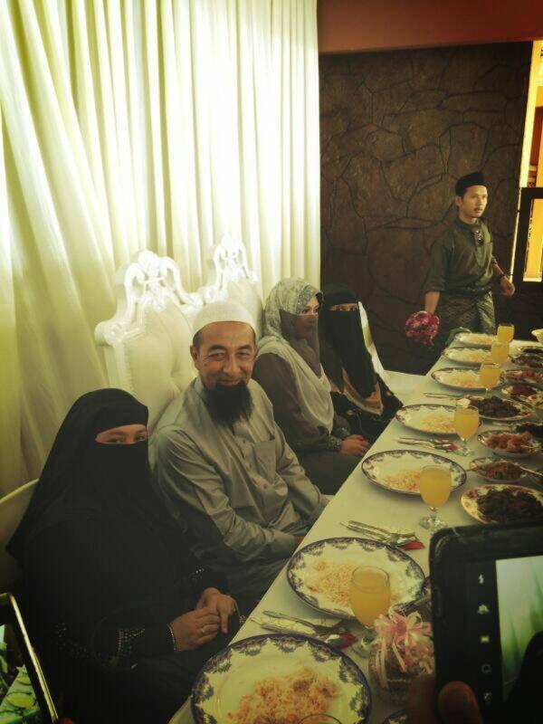 ustaz Azhar idrus kahwin baru 3