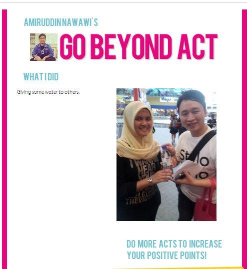 go beyond4